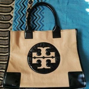 Tory Burch Tote Ella Bag Gorgeous SEND OFFERS